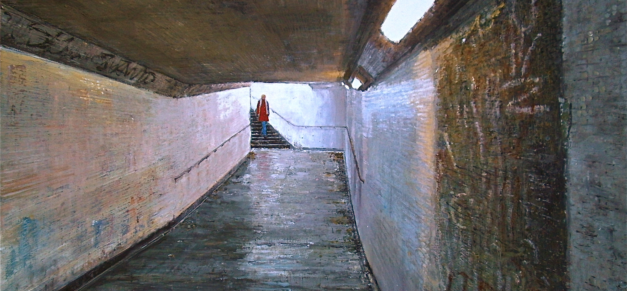 Subway fifteen - Simon Hopkinson Art1